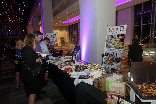 Saati Catering Table