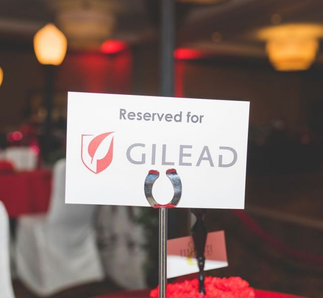 Gilead Place Card
