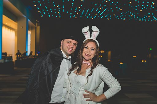 Magician and Bunny