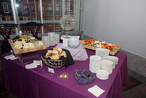 Hors D'oeuvres Table