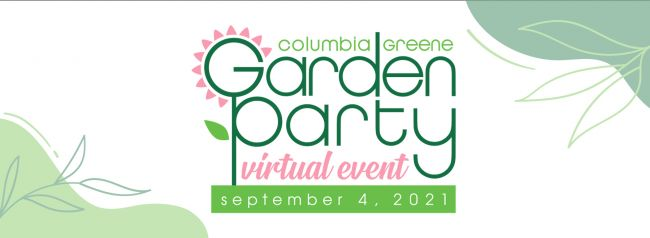Columbia~Greene Garden Party