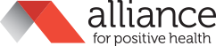 Alliance for Positive Health logo